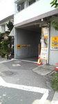 松本駅近くの駐車場